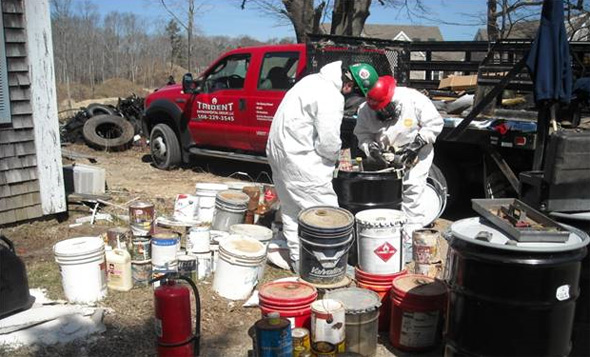Hazardous Waste Disposal Massachusetts