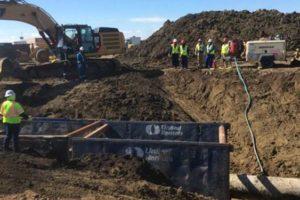 TransCanada Keystone pipeline oil spill